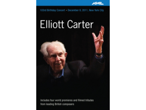 Elliott Carter - Elliott Carter: 103rd Birthday Concert  NY (DVD)