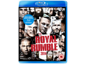 WWE: Royal Rumble 2014 (Blu-ray)