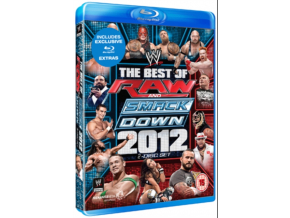 WWE - The Best Of Raw & SmackDown 2012 (Blu-Ray)
