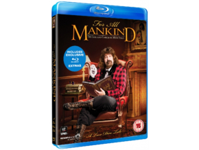 WWE - For All Mankind: The Life & Career Of Mick Foley (Blu-Ray)