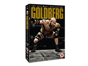 WWE: Goldberg - The Ultimate Collection (DVD)