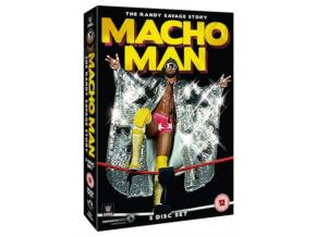 WWE: Macho Man - The Randy Savage Story (DVD)