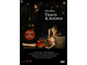 Céline Scheen; Marc Mauillon; Les Musiciens du Paradis & La Maîtrise de Caen - John Blow: Venus & Adonis (DVD)