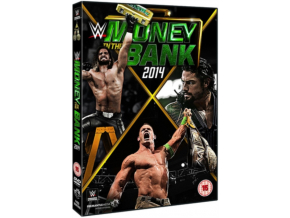 WWE: Money In The Bank 2014 (DVD)