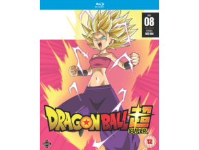 Dragon Ball Super Part 8 (Episodes 92-104) Blu-ray