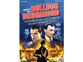 Bulldog Drummond Double Bill: The Return of Bulldog Drummond / Bulldog Drummond at Bay (DVD)