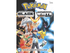 Pokemon Movie 14: Black & White - Victini and Zekrom/Victini and Reshiram (DVD)