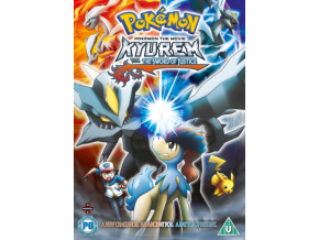 Pokemon Movie 15: Kyurem Vs. The Sword of Justice (DVD)