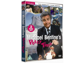 Michael Bentine's Potty Time - The Complete Third Series (DVD)
