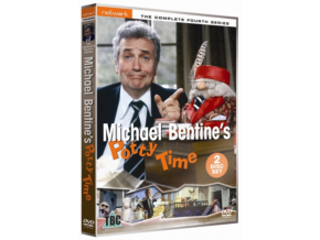 Michael Bentine's Potty Time - The Complete Fourth Series (DVD)