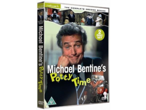 Michael Bentine's Potty Time - The Complete Second Series (DVD)