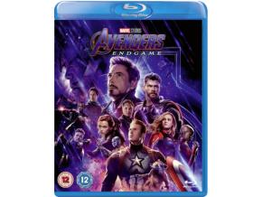 Avengers: Endgame Blu-ray Includes Bonus Disk
