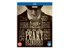 Peaky Blinders Series 1 - 5 (Blu-Ray)