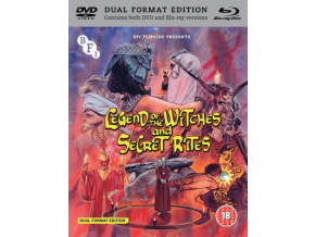 Secret Rites / Legend of the Witches (Flipside 039) [Dual Format]