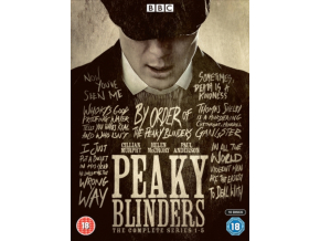 Peaky Blinders Series 1 - 5 (DVD)