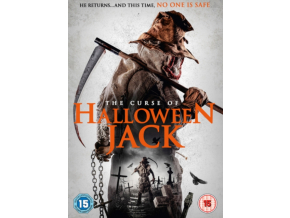 The Curse of Halloween Jack (DVD)