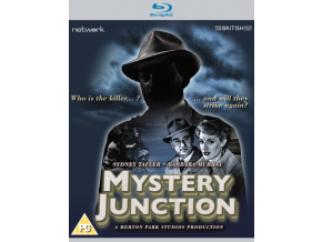 Mystery Junction Blu-Ray