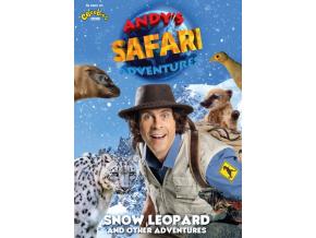 Andy's Safari Adventures: Vol 3 (DVD)