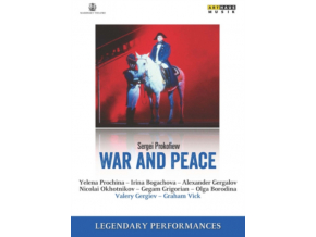 Prokofiev: War and Peace [DVD]