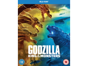 Godzilla: King of the Monsters [2019] (Blu-Ray)