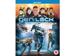 GEN:LOCK Season 1 [2019]  (Blu-Ray)