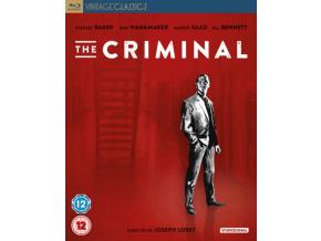 The Criminal (Blu-Ray)