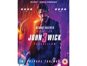 John Wick: Chapter 3 - Parabellum (Blu-Ray)