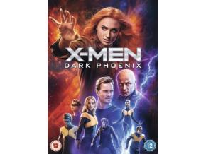 X-Men: Dark Phoenix (2019) (DVD)