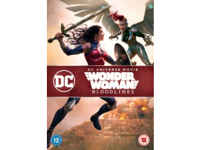 Wonder Woman: Bloodlines (DVD)