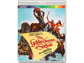 The Golden Voyage of Sinbad (Blu-Ray)