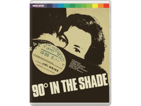 90° in the Shade (Limited Edition Blu-Ray)