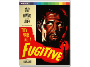 They Made Me a Fugitive (Limited Edition Blu-Ray)