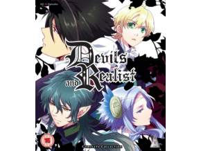 Devils And Realist Collection BLU-RAY