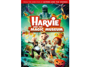 Harvie and the Magic Museum (DVD)