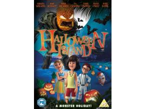 Halloween Island (DVD)