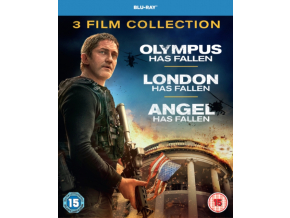 Olympus/London/Angel Has Fallen Triple Boxset (Blu-Ray)