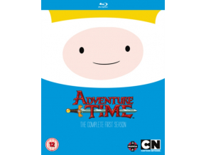 Adventure Time - The Complete First Season [Blu-Ray]