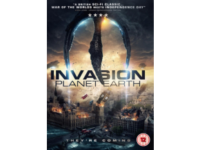 Invasion Planet Earth (DVD)