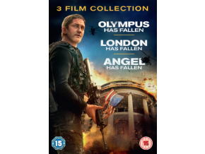 Olympus/London/Angel Has Fallen Triple Boxset (DVD)