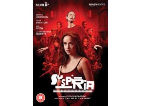 Suspiria (2019) (DVD)