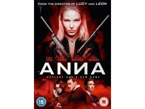 Anna (2019) (DVD)