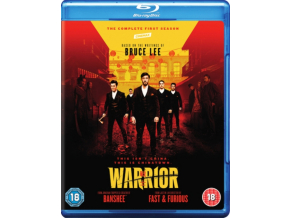 Warrior Season 1 [2019] (Blu-Ray)