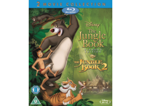 The Jungle Book 1 and 2 Boxset (Blu-ray)