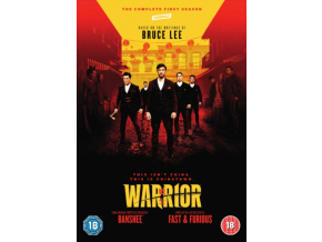 Warrior Season 1 [2019] (DVD)