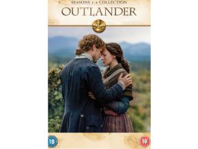 Outlander  Seasons 1-4 (DVD)