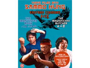 Three Films With Sammo Hung (Blu-Ray)