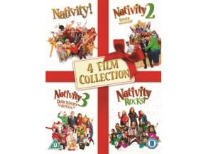Nativity 1-4 Boxset (DVD)