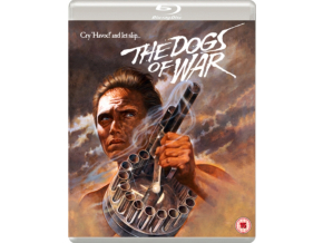 THE DOGS OF WAR (Eureka Classics)  (Blu-ray)
