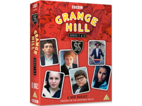 Grange Hill  Series 7 & 8 (DVD)