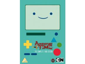 Adventure Time - The Complete Third Season (DVD)